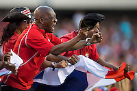 Action photo during the match Chile vs Panama, Corresponding to Group -D- America Cup Centenary 2016 at Lincoln Financial Field.<br /> <br /> Foto de accion durante el partido Chile vs Panama, Correspondiente al Grupo -D- de la Copa America Centenario 2016 en el  Lincoln Financial Field, en la foto: Fans<br /> <br /> <br /> 14/06/2016/MEXSPORT/Osvaldo Aguilar.