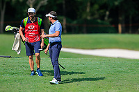 Mike Lorenzo-Vera (FRA) on the 3rd fairway during the 3rd round of the WGC HSBC Champions, Sheshan Golf Club, Shanghai, China. 02/11/2019.<br /> Picture Fran Caffrey / Golffile.ie<br /> <br /> All photo usage must carry mandatory copyright credit (© Golffile | Fran Caffrey)