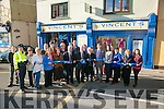 St Vincent De Paul Shop Vincent's was officially  Opened on Monday by  National President Jeff Maher