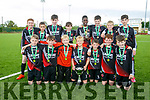 St Brendan's Park winner's of the U12 John Murphy Kerry Cup Final against Killorglin Afc at Mounthawk Park on Saturday