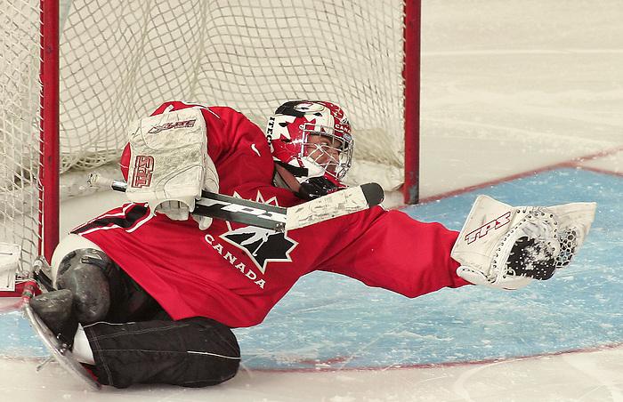 Team Canada in Torino.