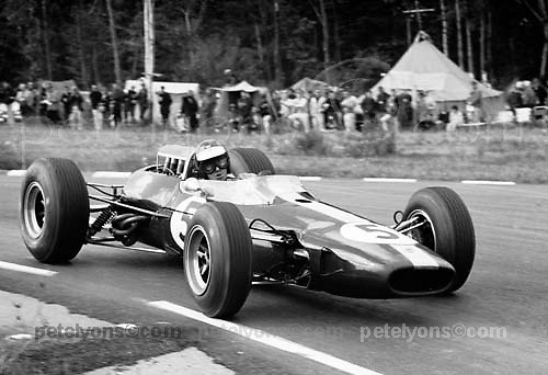 Jim Clark, Lotus, 1965 US Grand Prix at Watkins Glen