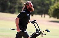 Rob Hogan. NZ Speedgolf Open, Whitford Park Golf Club, Whitford, Auckland, New Zealand. Photo: Simon Watts/www.bwmedia.co.nz/NZGolf