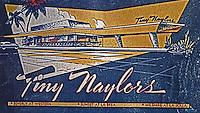 Googies: Tiny Naylors, Sunset and La Brea, Los Angeles. Menu? California Magazine, May 1983.