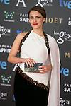 Aura Garrido attend the 2015 Goya Awards at Auditorium Hotel, Madrid,  Spain. February 07, 2015.(ALTERPHOTOS/)Carlos Dafonte)