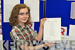 Winners of the Kerry county library writing competition Alannah McElligott, Scoil Eoin, Balloonagh, Tralee.