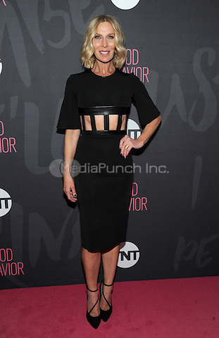 NEW YORK, NY - NOVEMBER 14:  Actress Lusia Strus attends the TNT  'Good Behavior' NYC Premiere at Roxy Hotel on November 14, 2016 in New York City. Photo by John Palmer MediaPunch