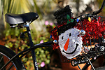 Residents prepare for the annual Ride the Lights event in Coronado, Ca., on Sunday, Dec. 15, 2019. <br /> Photo by Cathleen Allison/Nevada Momentum