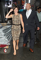 May 24, 2012 Elizabeth Vargas host of Good Morning America outside the GMA Studio in New York City. © RW/MediaPunch Inc.