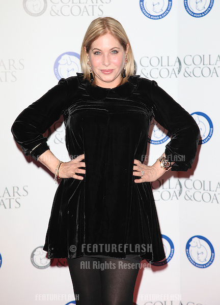 Brix Smith Start arriving for the Collars And Coats Ball, at Battersea Evolution, London. 08/11/2012 Picture by: Alexandra Glen / Featureflash
