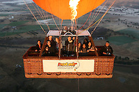 20140722 July 22 Hot Air Balloon Gold Coast