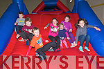 Meningitis Trust Fun Day: Taking part in the  Fun day organised by the Meningitis Trust held at St. Senan's Sports Hall, Mountcoal, Listowel on Saturday last. were Conor O'Halloran, Bobby Gale Sean Galvin, Isobelle Enright, Katie Enright, Jennifer Looney Christina Sheehan.