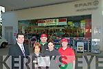 Star Express, Bridge Road, Listowel: Sean Heaphy, owner, Martina Kelly, Padraigh Godfrey, Deidre Healy & Fiona Enright.