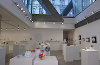 Surface to Structure origami exhibition at Cooper Union, New York. Gallery view.