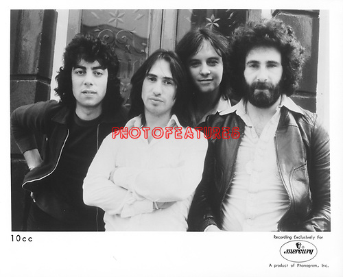 10CC..photo from promoarchive.com/ Photofeatures....