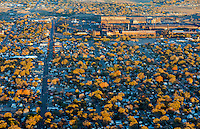Northern Ave, Pueblo, Colorado.  Bessemer area, with Evraz steel mill.  Oct 2012