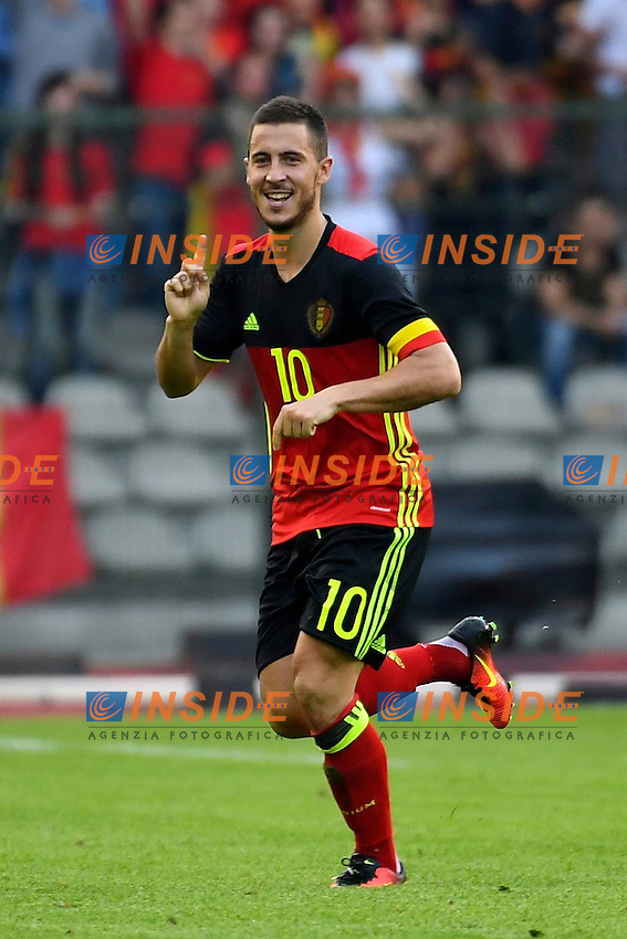 Hazard Eden midfielder of Belgium  <br /> Bruxelles 05-06-2016 Calcio Amichevole Belgio Norvegia<br /> Foto Photonews/Panoramic/Insidefoto