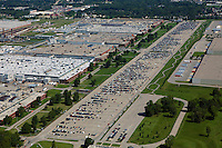 aerial photograph GE Appliance Park plant, Louisville, Kentucky