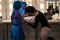 SÃO PAULO,SP, 02.12.2016 - COMIC-CON - Publico durante a Comic Con 2016 no São Paulo Expo na região sul da cidade nesta sexta-feira, 02. (Foto: Vanessa Carvalho/Brazil Photo Press)