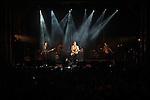 © Joel Goodman - 07973 332324 . 31 August 2013 . Rochdale , UK . Dan Gillespie Sells of The Feeling , performs on the main stage . The Rochdale Feel Good Festival . Photo credit : Joel Goodman
