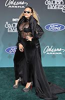 17 November 2019 - Las Vegas, NV - Charisse Mills. 2019 Soul Train Awards Red Carpet Arrivals at Orleans Arena. Photo Credit: MJT/AdMedia