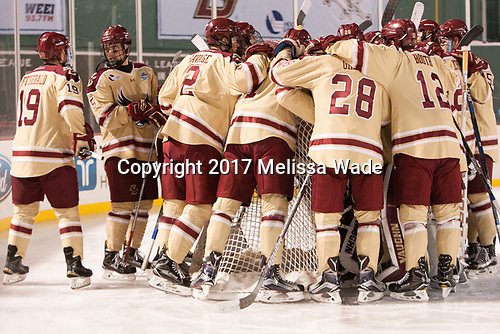 - The Boston College Eagles defeated the Providence College Friars 3-1 (EN) on Sunday, January 8, 2017, at Fenway Park in Boston, Massachusetts.The Boston College Eagles defeated the Providence College Friars 3-1 (EN) on Sunday, January 8, 2017, at Fenway Park.