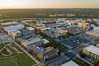The Domain is Austin's largest development of residential luxury apartment communites. The Domain features 700,000 square feet of luxury fashion and restaurant space. It caters to Austin's affluent population with the highest-end retailers.