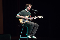 "Jack White '17 was cheered on as he performed a cover of Sam Cooke's ""Nothing Can Change This Love"".<br /> Occidental College students perform and compete during Apollo Night, one of Oxy's biggest talent showcases, on Feb. 24, 2017 in Thorne Hall. Sponsored by ASOC and hosted by the Black Student Alliance as part of Black History Month.<br /> (Photo by Marc Campos, Occidental College Photographer)"