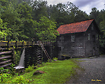 Historic Mingus Mill in GSMNP