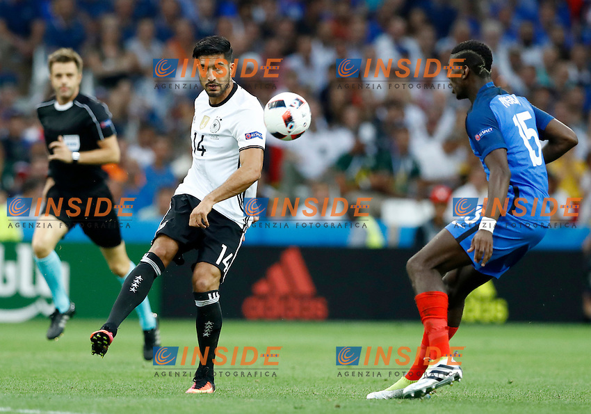 Emre Can (Germany) <br /> Marseille 07-07-2016 Stade Velodrome Football Euro2016 Germany - France / Germania - Francia Semi-finals / Semifinali <br /> Foto Matteo Ciambelli / Insidefoto