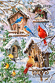 Dona Gelsinger, CHRISTMAS SYMBOLS, WEIHNACHTEN SYMBOLE, NAVIDAD SÍMBOLOS, paintings+++++,USGE1533B,#XX#