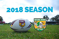 U19's Rd 8 2018 Wyong Roos v Ourimbah Magpies
