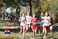 MICDS' trio of Izzy Howerton, Cece Moore and Klasey Medelberg are the second tro fighting for the team title ealy in the Class 3 District 2 race.