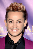 """LOS ANGELES - MAY 2:  Frankie Grande at the """"The Bodyguard"""" Play Opening at the Pantages Theater on May 2, 2017 in Los Angeles, CA"""