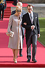 """PRINCESS VICTORIA AND PRINCE DANIEL OF SWEDEN.Religious Wedding Ceremony of HRH the Hereditary Grand Duke and Countess Stéphanie de Lannoy at Cathedral of Our lady of Luxembourg, Luxembourg_20-10-2012.Mandatory credit photo: ©Dias/NEWSPIX INTERNATIONAL..(Failure to credit will incur a surcharge of 100% of reproduction fees)..                **ALL FEES PAYABLE TO: """"NEWSPIX INTERNATIONAL""""**..IMMEDIATE CONFIRMATION OF USAGE REQUIRED:.Newspix International, 31 Chinnery Hill, Bishop's Stortford, ENGLAND CM23 3PS.Tel:+441279 324672  ; Fax: +441279656877.Mobile:  07775681153.e-mail: info@newspixinternational.co.uk"""