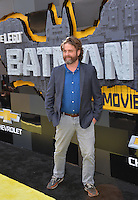 Zach Galifianakis at the world premiere of &quot;The Lego Batman Movie&quot; at the Regency Village Theatre, Westwood, Los Angeles, USA 4th February  2017<br /> Picture: Paul Smith/Featureflash/SilverHub 0208 004 5359 sales@silverhubmedia.com