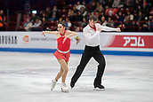 21st March 2018, Milan, Italy; ISU World Figure Skating Championships Milano 2018;  VALENTINA MARCHEI and ONDREJ HOTAREK