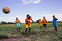 West Bengal Girl Soccer