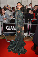 Alesha Dixon at the Glamour Women of the Year Awards 2015 at Berkeley Square gardens.<br /> June 2, 2015  London, UK<br /> Picture: Dave Norton / Featureflash