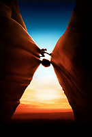 127 Hours (2010) <br /> Promotional art with James Franco<br /> *Filmstill - Editorial Use Only*<br /> CAP/KFS<br /> Image supplied by Capital Pictures
