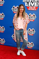 LOS ANGELES - JUL 8:  Haylie Duff at the Marvel Universe Live Red Carpet at the Staples Center on July 8, 2017 in Los Angeles, CA