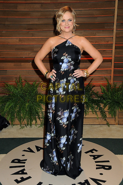 02 March 2014 - West Hollywood, California - Amy Poehler. 2014 Vanity Fair Oscar Party following the 86th Academy Awards held at Sunset Plaza. <br /> CAP/ADM/BP<br /> &copy;Byron Purvis/AdMedia/Capital Pictures