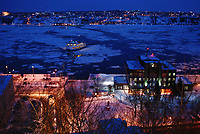 Saint-Lawrence river  <br /> <br /> PHOTO  : Guy Sabourin<br />  - Agence Quebec Presse