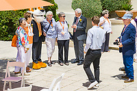 Alumni, family and friends celebrate new and returning Fifty Year Club members during Alumni Reunion Weekend on Sunday, June 23, 2019 on the campus of Occidental College at Thorne Hall.<br />