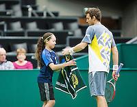 11-02-13, Tennis, Rotterdam, ABNAMROWTT, Paul-Henri Mathieu