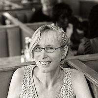 Jean Day, 2010.  Poet.