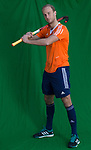 ARNHEM -  BILLY BAKKER, lid trainingsgroep Nederlands hockeyteam heren. COPYRIGHT KOEN SUYK