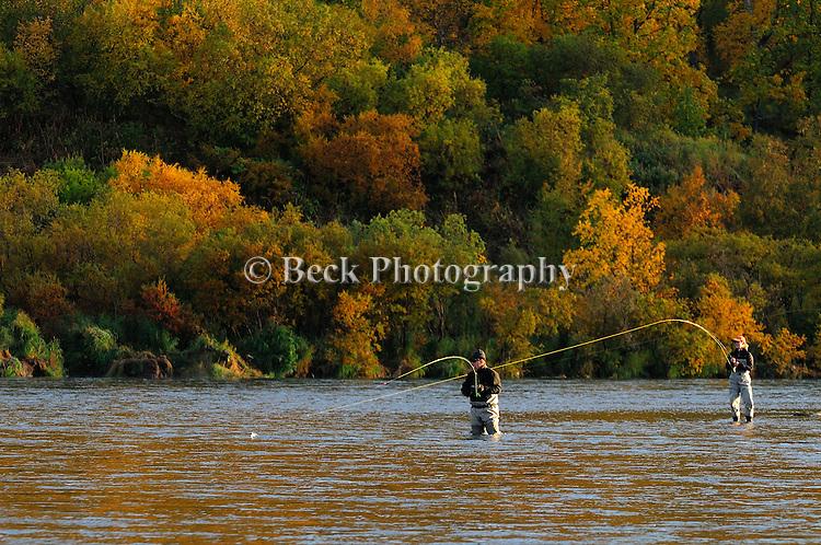 Fall season  Kulik River