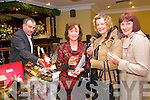 Tasting Ballybunion : Attending the Tasting Ballybunion fund raising event in aid of the Ballybunion Sea & Cliff Rescue at the Listowel Arms Hotel on Saturday night last were Stephen Wallace, DW Wines, Ardfert, Marie Hanrahan, Briid Griffin, Ballybunion & Nora Cahill, Athea.