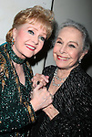 Debbie Reynolds & Marge Champion<br />